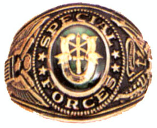 Deluxe Brass Engraved Ring-Rothco