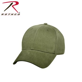 Rothco Supreme Solid Color Low Profile Cap-Rothco