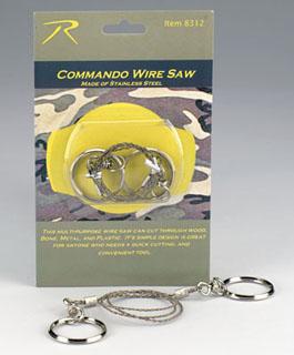 Rothco Commando Wire Saw-Rothco