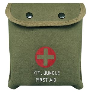 Rothco M-1 Jungle First Aid Kit Pouch-