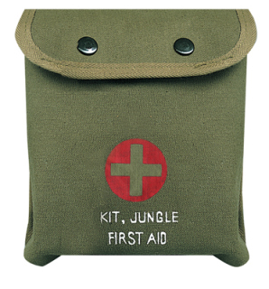 8329_Rothco M-1 Jungle First Aid Kit-