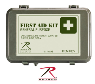 Rothco General Purpose First Aid Kit-