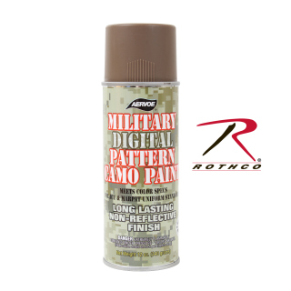 Rothco Camouflage Spray Paint-Rothco