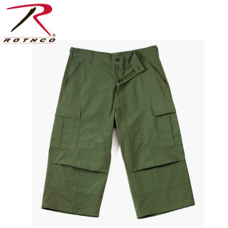 Rothco 6-Pocket BDU 3/4 Pants-Rothco