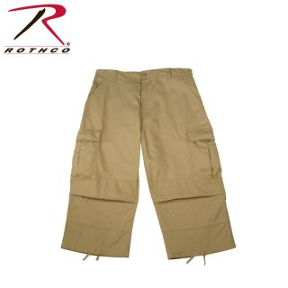 Rothco 6-Pocket BDU 3/4 Pants-