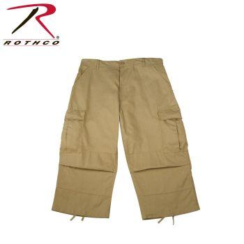 Rothco 6-Pocket BDU 3/4 Pants-Rothco