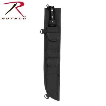 Rothco 18 Inch MOLLE Compatible Machete Sheath-Rothco