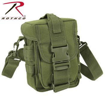Rothco Flexipack MOLLE Tactical Shoulder Bag-Rothco