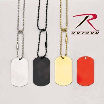 Rothco Dog Tag Chain-