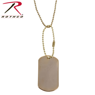 Rothco G.I. Type Dog Tag-