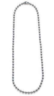 "Rothco 27"" Fashion Bead Chain-"