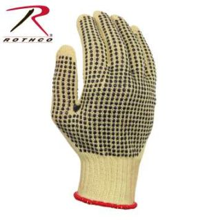 Shurrite Cut Resistant Gloves With Gripper Dots-