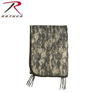 Rothco G.I. Type Camo Poncho Liner-Rothco