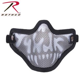 Bravo Tac Gear Strike Steel Half Face Mask-