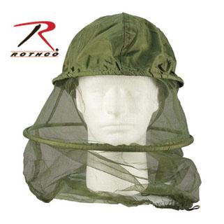 Rothco GI Type Mosquito Head Net-