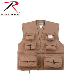 Rothco Kids Uncle Miltys Travel Vest-Rothco