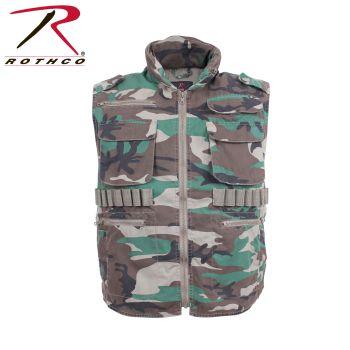 Rothco Vintage Ranger Vest-Rothco