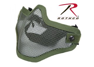 Bravo Tac Gear Strike Steel Half Face Mask-