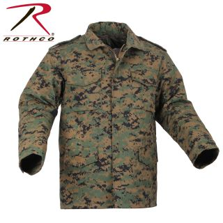 Rothco Camo M-65 Field Jacket-
