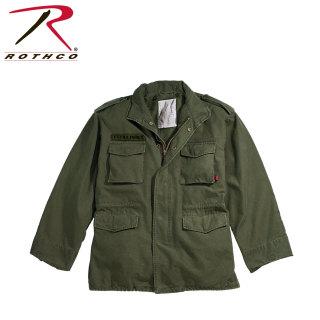 8606_Rothco Vintage M-65 Field Jacket-Rothco