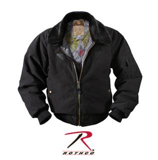 8640_Rothco Vintage B-15A Bomber Jacket-