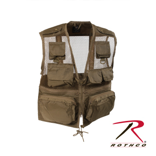 Rothco Tactical Recon Vest-Rothco