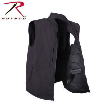 Rothco Concealed Carry Soft Shell Vest-