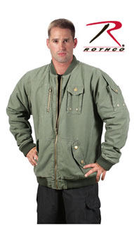 Rothco Vintage CWU-99E Enhanced Flight Jacket-Rothco