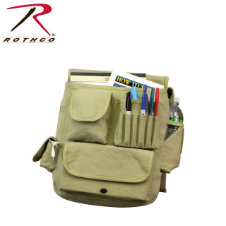 Rothco Canvas M-51 Engineers Field Bag-