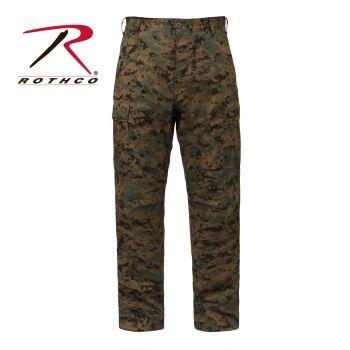 8675_Rothco Digital Camo Tactical BDU Pants-