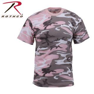 Rothco Colored Camo T-Shirts-Rothco