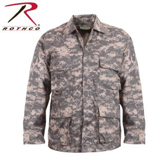 Rothco Digital Camo BDU Shirts-