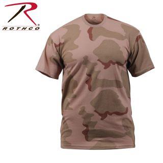 8768_Rothco Camo T-Shirts-