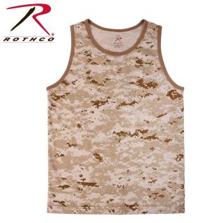 Rothco Camo Tank Top-