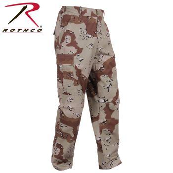 8835_Rothco Camo Tactical BDU Pants-Rothco