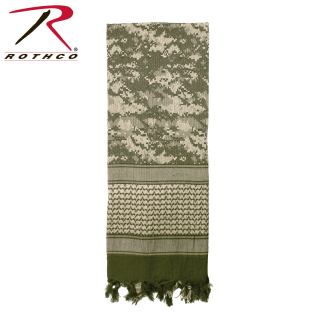 Rothco Camo Shemagh Tactical Desert Scarf-
