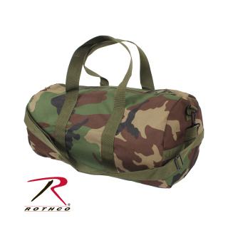 "Rothco 19"" Camo Shoulder Duffle Bag-"