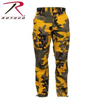 8876_Rothco Color Camo Tactical BDU Pants-