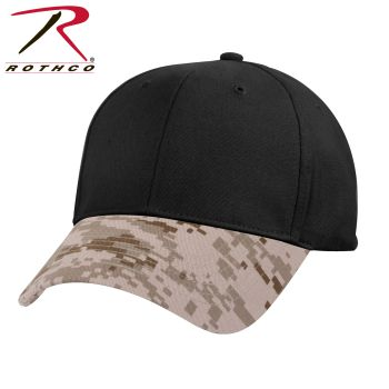 Rothco Camo Two-Tone Low Profile Cap-Rothco