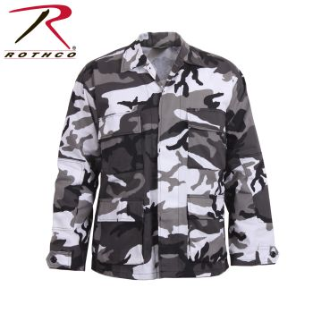 Rothco Color Camo BDU Shirt-