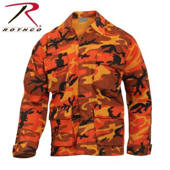 8890_Rothco Color Camo BDU Shirt-