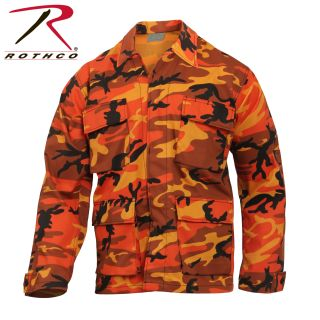 Rothco Color Camo BDU Shirt-