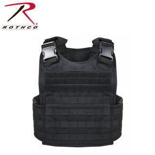 Rothco MOLLE Plate Carrier Vest-Rothco