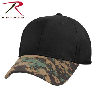 Rothco Camo Two-Tone Low Profile Cap-