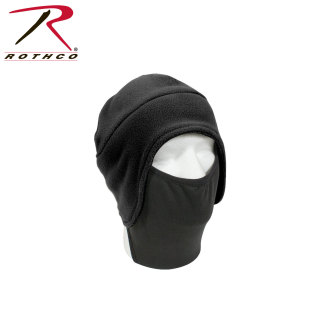 Rothco Convertible Fleece Cap w/ Poly Facemask-Rothco