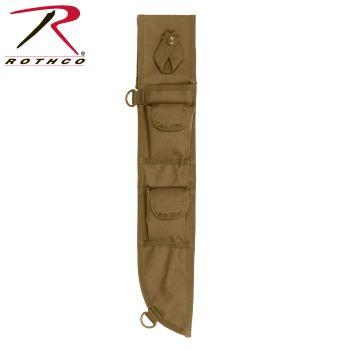 Rothco 18 Inch MOLLE Compatible Machete Sheath-