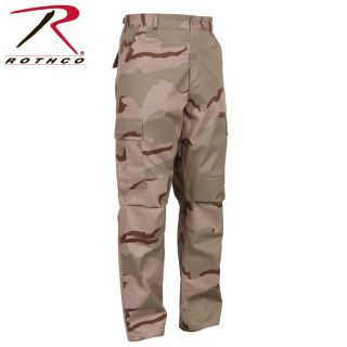 8966_Rothco Camo Tactical BDU Pants-