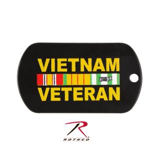 Rothco Dog Tag Vietnam Veteran-
