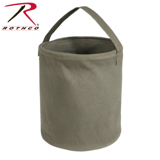 Rothco Canvas Water Bucket-