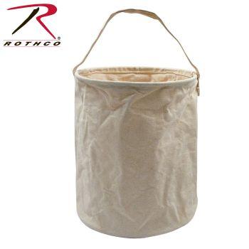 Rothco Canvas Water Bucket-